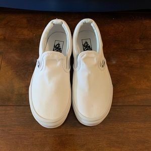 Vans Shoes - Kids Vans. Size 2. Worn once.